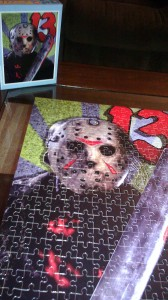 Jason Voorhees - 'Friday the 13th'