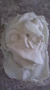 Raw mask