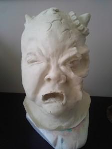 Mask (pre-paint)