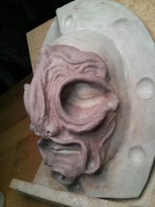 Final-sculpt - 3/4 right